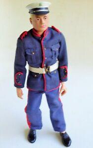"1964 HASBRO GI JOE AMERICA'S FIGHTING MAN 12""  ACTION FIGURE SOLDIER"