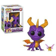 Funko POP - Games - Videogiochi - Spyro Reignited Trilogy - 361 Spyro And Sparx