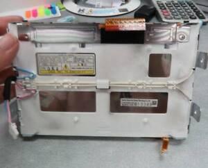 7'' inch original Toshiba LTA070B511F LTA070B512F full lcd screen display panel