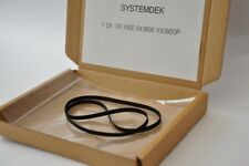 Turntable Drive Belt Systemdek 1 2X IIX IIXE IIX900 IIX900P Boxed For Shipping