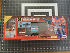Transformers G1 OPTIMUS PRIME Reissue New Year Special 2002 Action Master MISB
