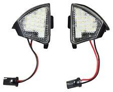 LED SMD Umfeldbeleuchtung Spiegel Umgebungslicht für VW Golf 6 Variant 602