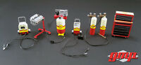Shell Oil - Shop Tool Set 1:18 Scale By GMP 18869