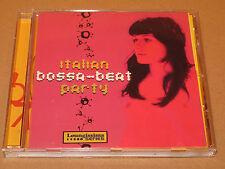 CD Italian Bossa Beat Party 1971-72 Easy Listening Lounge Exotica Black Cat rec