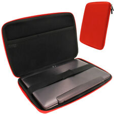 Red EVA Hard Case for Acer Iconia Tab A500, Sony Xperia Z SGP321 & Z2 SGP521
