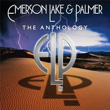 EMERSON LAKE & PALMER THE ANTHOLOGY REMASTERED 3 CD MEDIABOOK NEW