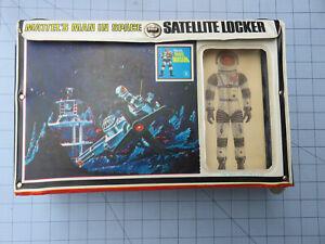 Vintage Mattel 1967 Major Matt Mason Man in Space Satellite Locker Very Good