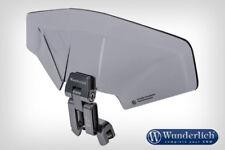 Wunderlich Vario Ergo screen Deflector – smoked grey BMW