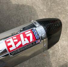 2009-2011 GSXR1000 Yoshimura Stainless TRC-D Dual Slip On Exhaust System Suzuki