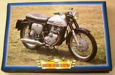 NORTON ES400 ELECTRA ES 400 TWIN CLASSIC MOTORCYCLE BIKE 1960'S PICTURE 1964