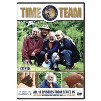 Time Team Complete Series 15 TV Season Fifteen Region 4 New 4 x DVD