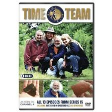 Time Team Complete Series 15 TV Season Fifteen Region 4 New 4 x DVD