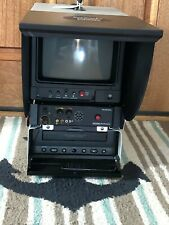 Rigid SeeSnake Plus 230V Color Monitor with VCR