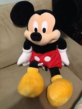 Huge Jumbo 30: Plush Stuffed Animal Mickey Mouse Disney Toy