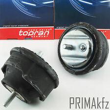 2x TOPRAN 500 277+ 500 278 MOTOR DE STOCK Soporte del BMW Serie 3 E46 Z4 E85