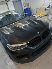 BMW M5 F90 Carbon fiber hood with air intakes