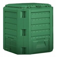 Komposter Thermokomposter Gartenkomposter 380 L grün Schnellkomposter