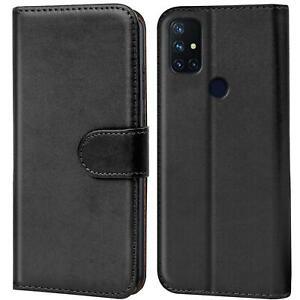 Book Case für OnePlus N10 5G Hülle Flip Cover Handy Tasche Schutz Hülle Etui