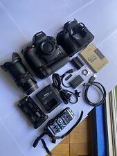 Nikon D800E 36.3MP Digital SLR Camera With Accessories (check Description..)