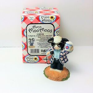 Mary's Moo Moos HARRY CARAY Chicago Cubs #113122 Exclusive Limited Edition Cow