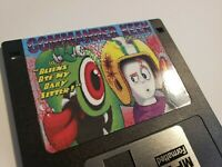 Commander Keen Aliens Ate my Baby Sitter Shareware Floppy Disk (Reproduction)
