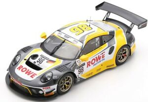 Porsche 911 GT3 R No.98 Rowe Racing Winner 24H Spa 2020 (L.Vanthoor - N.