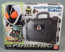 Kamen Rider Fourze DX KABAN CASE COMPLETE Bandai Japan Astro Switch 16 Holder