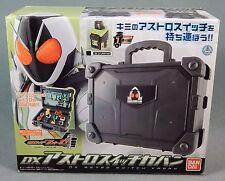 Kamen Rider Fourze DX KABAN CASE COMPLETE Bandai Japan Astro Switch 16 Holder