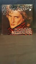 Rod Stewart - Foolish Behaviour - Warner Brothers Records - SEALED/ VINYL!