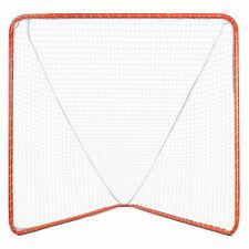 6'x6' Portable Lacrosse Practice Net Stylish Hockey Goal Net for Sport Training