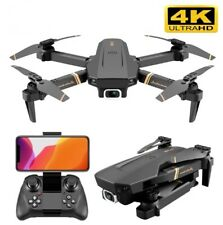 Drone 4k HD Wide-Angle 1080P WiFi Dual Camera Visual Positioning FPV +3 Battery