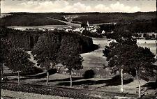 Dockweiler in der Eifel alte s/w AK 1964 gelaufen Waldgebiet in der Vulkaneifel