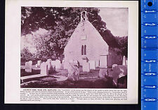 OSBORN HOUSE, BALMORAL CASTLE, ALLOWAY KIRK, AYR, SCOTLAND 1893 Ridpath