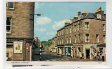 HIGH STREET, JEDBURGH: Roxburghshire postcard (C30276)