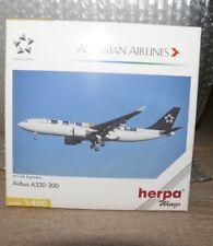 Z2 Herpa 560474 Airbus A330-200 Austrian Airline Neu