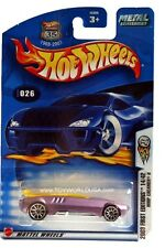 2003 Hot Wheels #26 First Edition #14 Whip Creamer II 0711 card