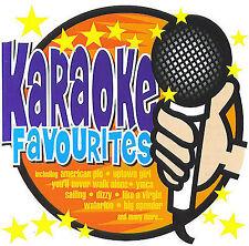Karaoke Favourites (CD)