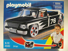 Playmobil Set 4340 Click and Go Pickup Truck fast cowboy clip belt boy hobby