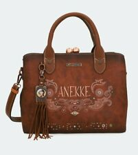 Anekke Arizona Western Kiss Lock Handbag Ladies Hand Bag High Quality UK Stock