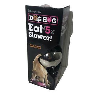 Omega Paw Dog Hog Bowl Stainless Ball Small Medium NIB
