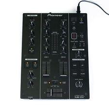 Pioneer DJM 350 2 Kanal DJ Mixer mit Integrierten Effekten