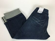 The Limited 312 Shaped Hip And Thigh Cropped Capri Jeans - Women's Size 6