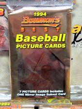 1994 Bowman's Best Baseball Trading Card Pack