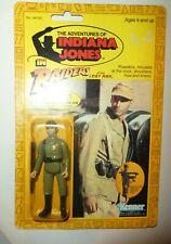 Indiana Jones Vintage figure German uniform Raiders lost ark kenner 1983