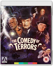 The Comedy of Terrors Dual Format Blu-ray DVD Region 2