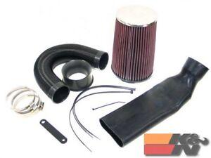 K&N Air Intake System For MAZDA MX-5 I L4-1.6/1.8L F/I, 1993-1998 57-0348