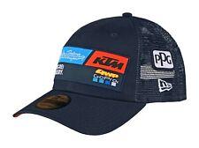 Troy Lee Designs KTM Team Snapback Hat Cap Curve 2020 TLD MX Motocross Navy OEM