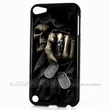 ( For iPod Touch 6 ) Back Case Cover AJ10213 Skeleton