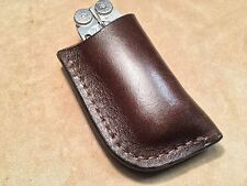 Custom Leather Sheath/ Case for LEATHERMAN Wave, Sidekick, Wingman