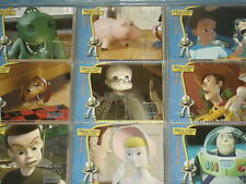 DISNEY PIXAR TREASURES Trading Card Collection Toy Story,Nemo,Bugs Life,Monsters
